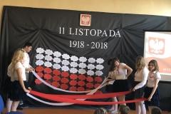 Akademia z okazji 100 lecia Niepodległości