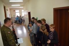 Wizyta w Jednostce Wojskowej w Bytomiu