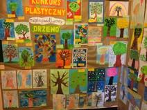 """prace plastyczne- """"Drzewo"""""""