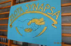 Plakat konkursu Złota Synapsa
