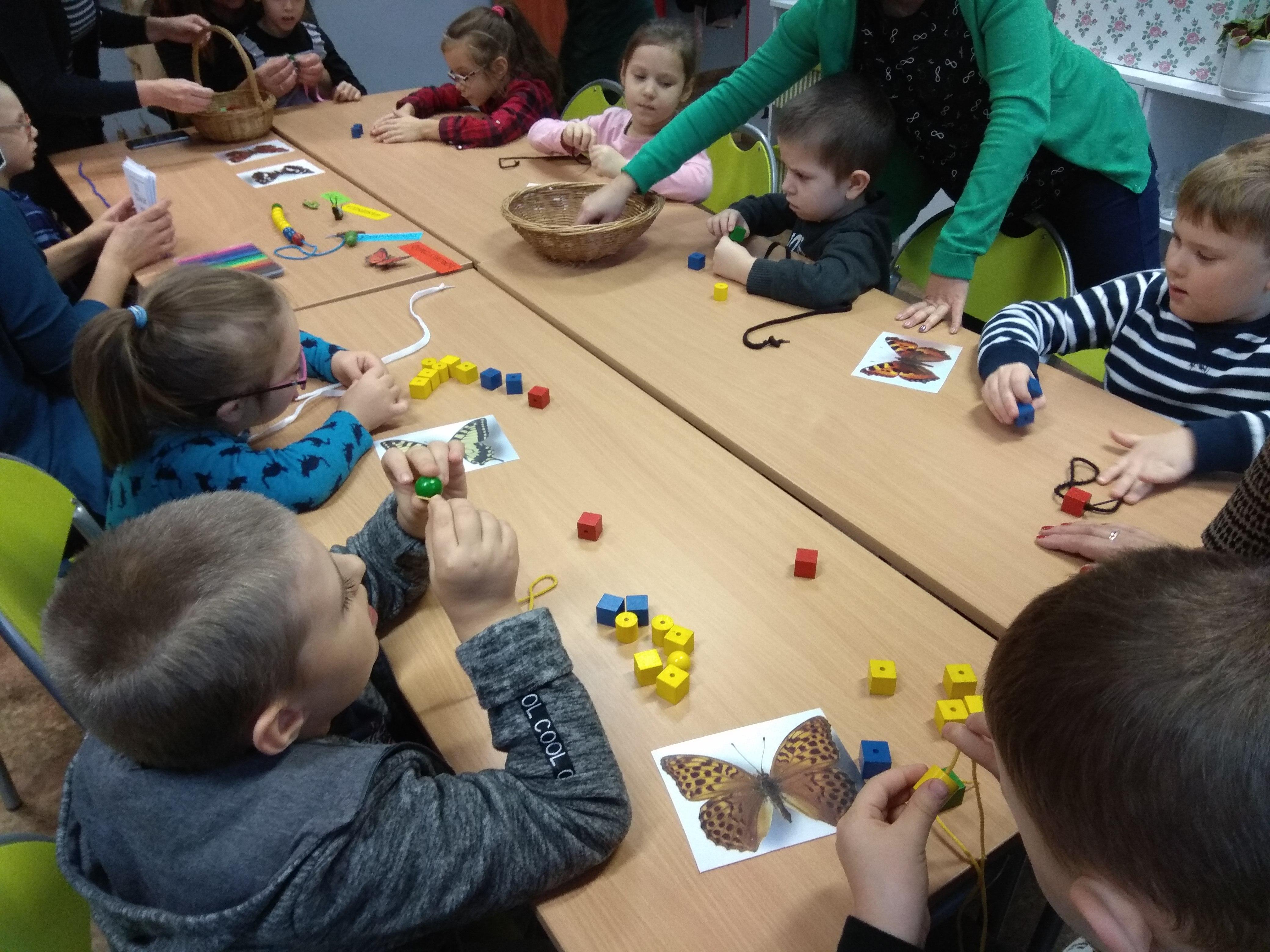 Więcej o: Odwiedziny dzieci z Przedszkola nr 16 w Chorzowie.