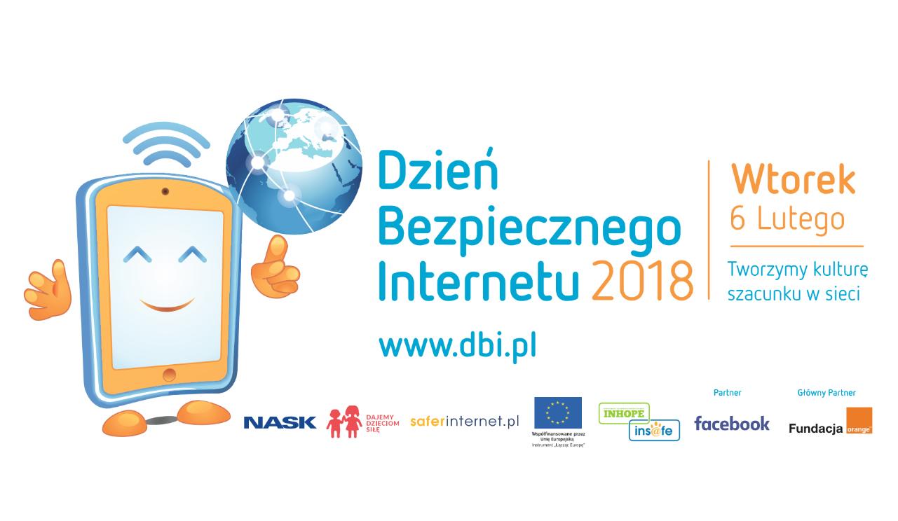 DZIEŃ BEZPIECZNEGO INTERNETU- logo