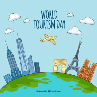 Światowy Dzień Turystyki.