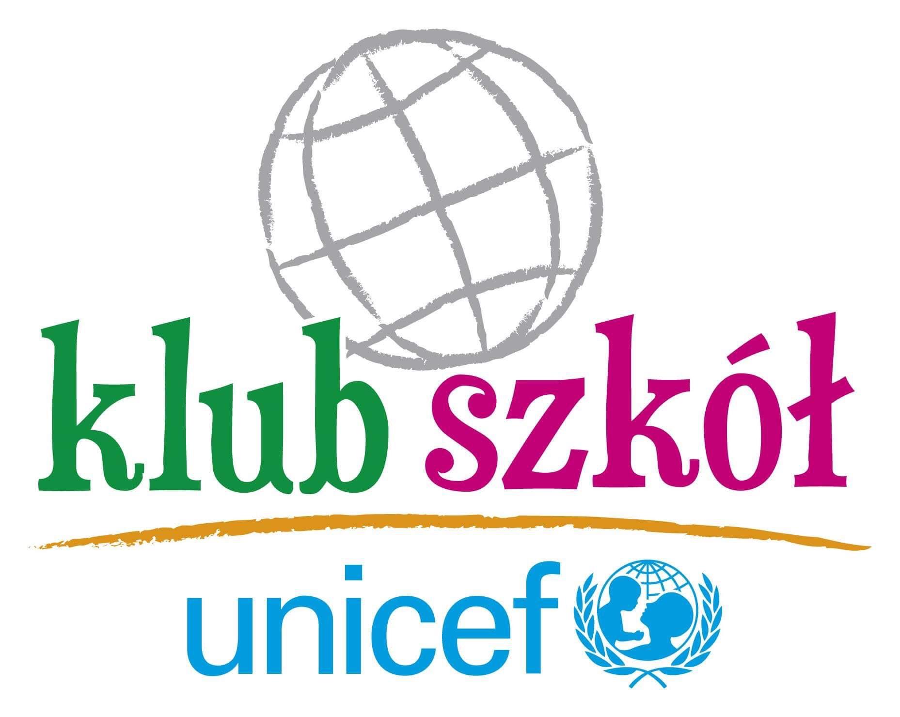 Logo Klub szkół UNICEF