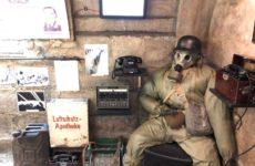 W schronie przeciwlotniczym-Bytom Miechowice
