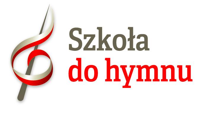 logotyp szkoła do hymnu