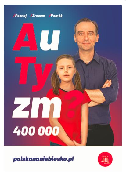 plakat autyzm