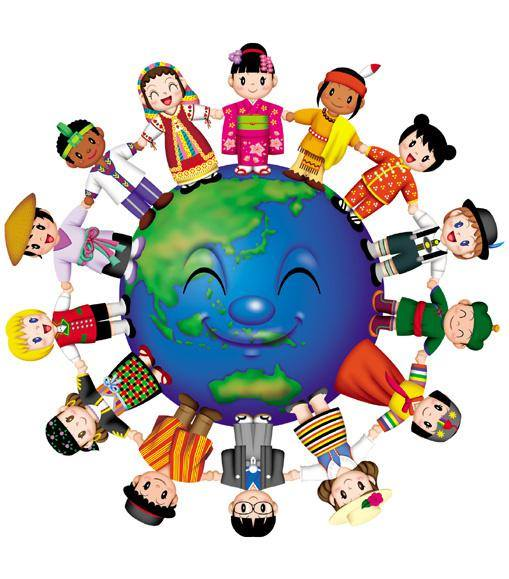 dzieci, ziemia