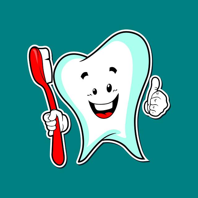 Ząb i szczoteczka