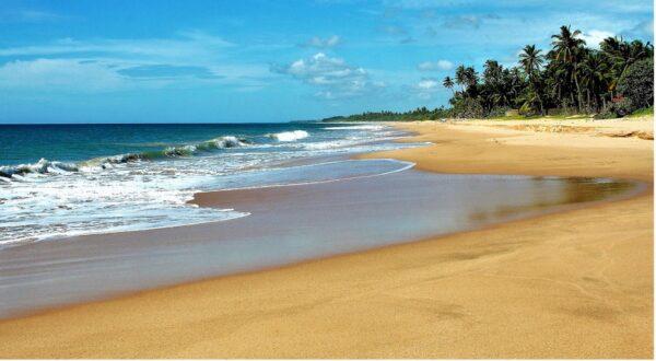 plaża i morze zdjęcie