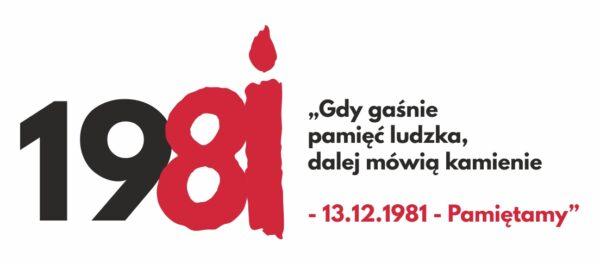 logo rocznicy stanu wojennego